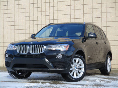 2017 BMW X3 for sale at Autohaus in Royal Oak MI