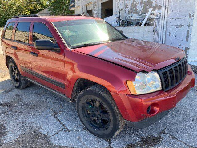 2005 Jeep Grand Cherokee for sale at Sunshine Motors in Bartlesville OK