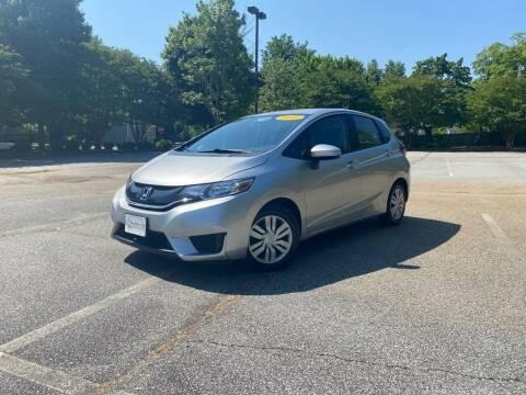 2016 Honda Fit for sale at Uniworld Auto Sales LLC. in Greensboro NC
