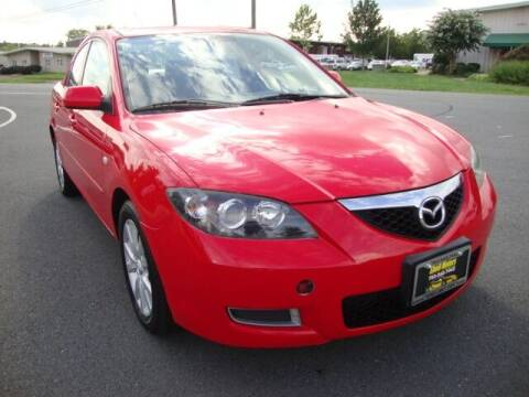 2007 Mazda MAZDA3 for sale at Shell Motors in Chantilly VA
