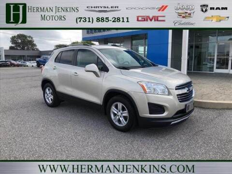 2016 Chevrolet Trax for sale at Herman Jenkins Used Cars in Union City TN
