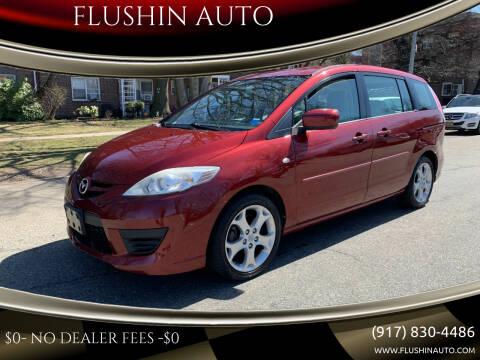 2009 Mazda MAZDA5 for sale at FLUSHIN AUTO in Flushing NY