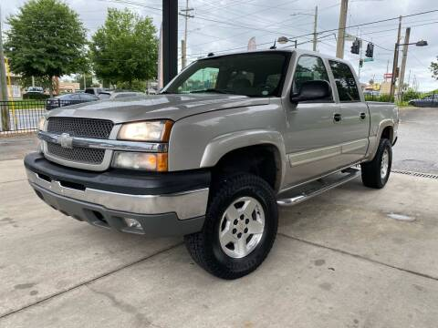 2005 Chevrolet Silverado 1500 for sale at Michael's Imports in Tallahassee FL