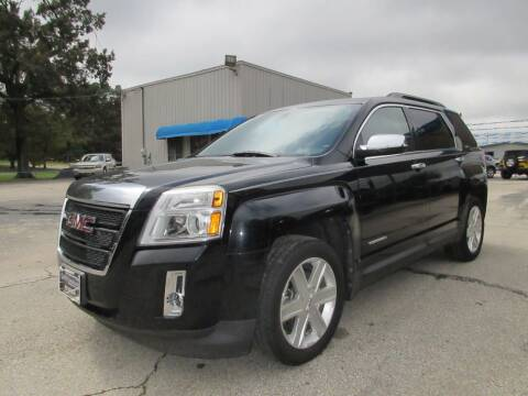 2011 GMC Terrain for sale at Quality Investments in Tyler TX