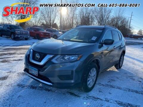 2018 Nissan Rogue for sale at Sharp Automotive in Watertown SD