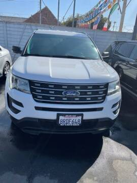2016 Ford Explorer for sale at Rey's Auto Sales in Stockton CA