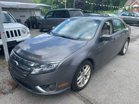 2011 Ford Fusion for sale at Trocci's Auto Sales in West Pittsburg PA