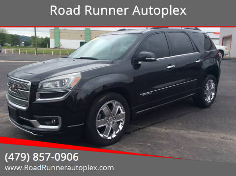 2013 GMC Acadia for sale at Road Runner Autoplex in Russellville AR