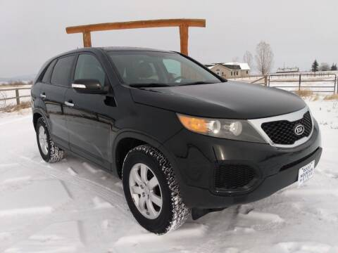2012 Kia Sorento for sale at Kevs Auto Sales in Helena MT