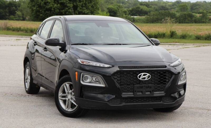 2021 Hyundai Kona for sale at Big O Auto LLC in Omaha NE
