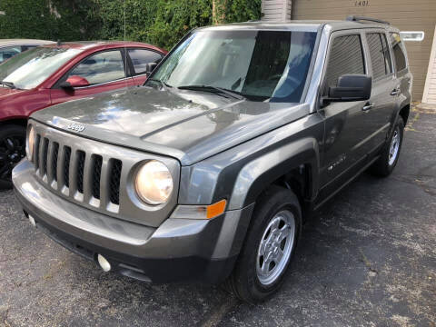 2012 Jeep Patriot for sale at Two Rivers Auto Sales Corp. in South Bend IN