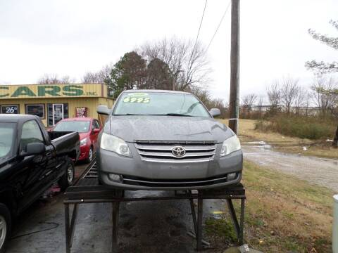 2006 Toyota Avalon for sale at Credit Cars of NWA in Bentonville AR