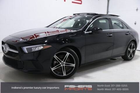 2019 Mercedes-Benz A-Class for sale at Fishers Imports in Fishers IN
