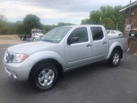 2012 Nissan Frontier for sale at Mikes Auto Sales INC in Forest City NC
