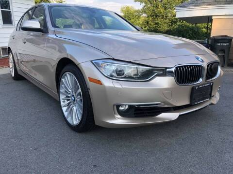2013 BMW 3 Series for sale at Dracut's Car Connection in Methuen MA