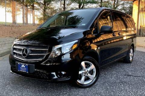 2018 Mercedes-Benz Metris for sale at TRUST AUTO in Sykesville MD