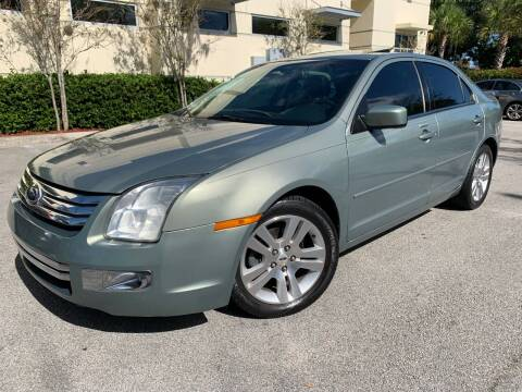 2008 Ford Fusion for sale at Car Net Auto Sales in Plantation FL