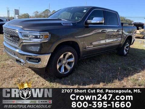 2019 RAM Ram Pickup 1500 for sale at CROWN  DODGE CHRYSLER JEEP RAM FIAT in Pascagoula MS
