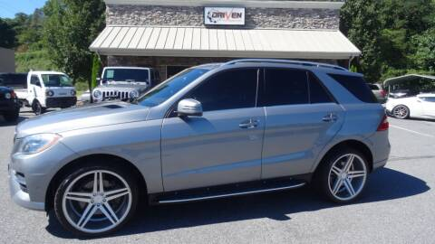 2015 Mercedes-Benz M-Class for sale at Driven Pre-Owned in Lenoir NC