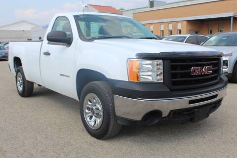 2012 GMC Sierra 1500 for sale at SHAFER AUTO GROUP in Columbus OH