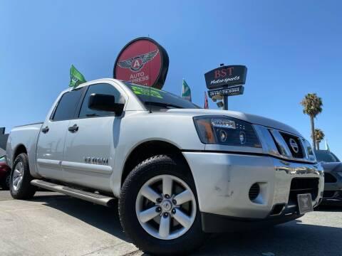 2013 Nissan Titan for sale at Auto Express in Chula Vista CA