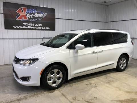 2017 Chrysler Pacifica for sale at Karl Pre-Owned in Glidden IA