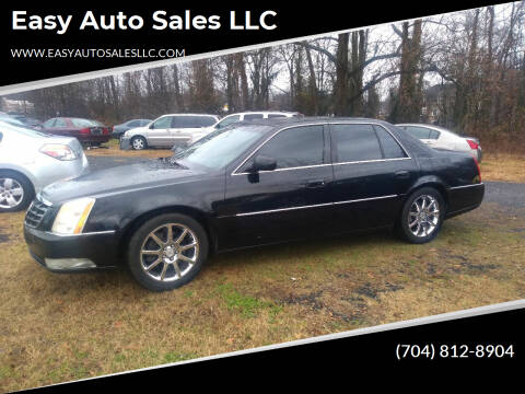 2006 Cadillac DTS for sale at Easy Auto Sales LLC in Charlotte NC