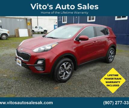 2020 Kia Sportage for sale at Vito's Auto Sales in Anchorage AK