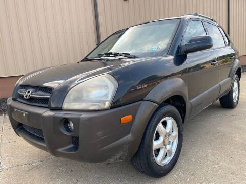 2005 Hyundai Tucson for sale at Prime Auto Sales in Uniontown OH