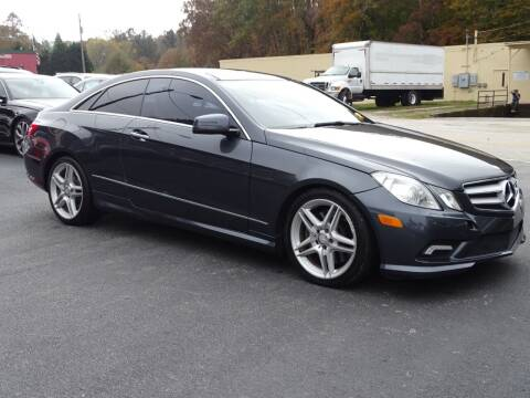 2011 Mercedes-Benz E-Class for sale at Luxury Auto Innovations in Flowery Branch GA