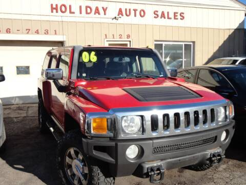 2006 HUMMER H3 for sale at Holiday Auto Sales in Grand Rapids MI