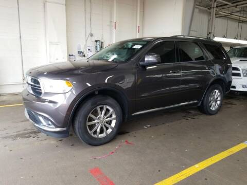 2016 Dodge Durango for sale at Cj king of car loans/JJ's Best Auto Sales in Troy MI