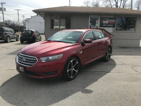 2014 Ford Taurus for sale at Big Red Auto Sales in Papillion NE