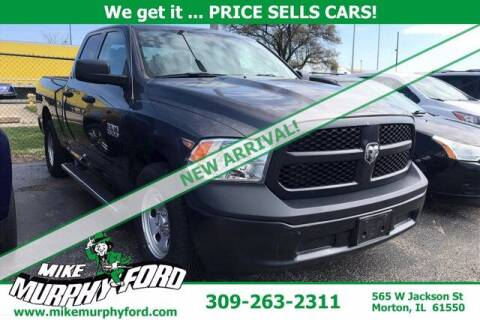 2016 RAM Ram Pickup 1500 for sale at Mike Murphy Ford in Morton IL