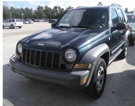 2005 Jeep Liberty for sale at Supreme Motors in Tavares FL