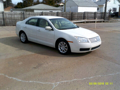 2009 Mercury Milan for sale at Fred Elias Auto Sales in Center Line MI