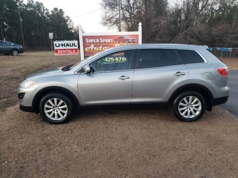 2010 Mazda CX-9 for sale at Super Sport Auto Sales in Hope Mills NC