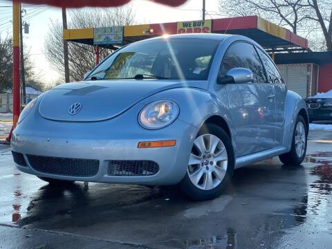 2009 Volkswagen New Beetle for sale at Cash Car Outlet in Mckinney TX