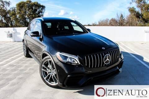 2019 Mercedes-Benz GLC for sale at Zen Auto Sales in Sacramento CA