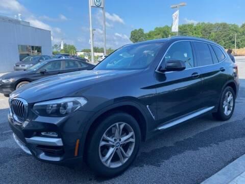 2019 BMW X3 for sale at Southern Auto Solutions-Jim Ellis Volkswagen Atlan in Marietta GA