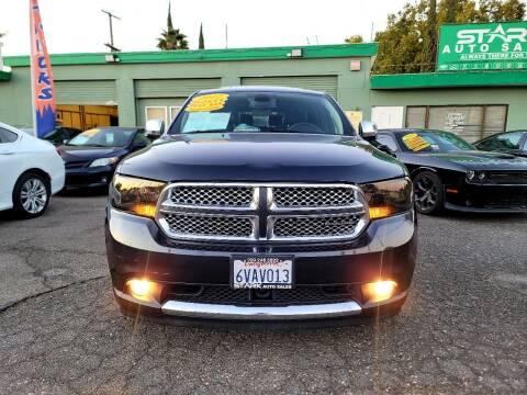 2012 Dodge Durango for sale at Stark Auto Sales in Modesto CA