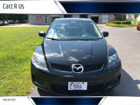 2007 Mazda CX-7 for sale at Carz R Us in Machesney Park IL
