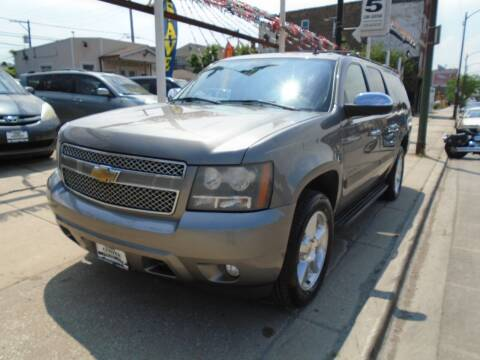 2007 Chevrolet Suburban for sale at CAR CENTER INC in Chicago IL