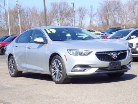 2019 Buick Regal Sportback for sale at Szott Ford in Holly MI