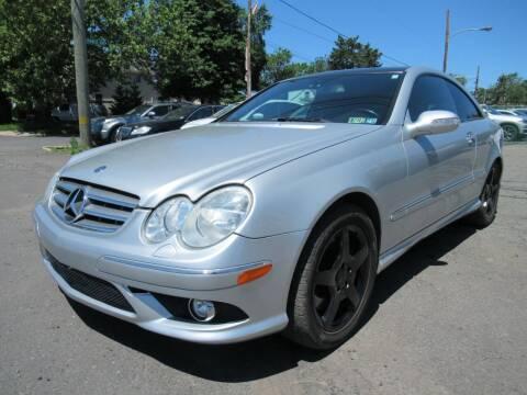 2006 Mercedes-Benz CLK for sale at PRESTIGE IMPORT AUTO SALES in Morrisville PA