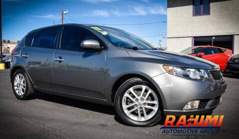 2011 Kia Forte5 for sale at Rahimi Automotive Group in Yuma AZ