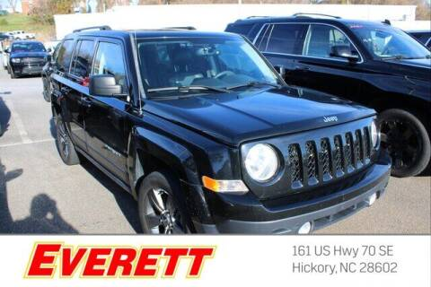 2015 Jeep Patriot for sale at Everett Chevrolet Buick GMC in Hickory NC