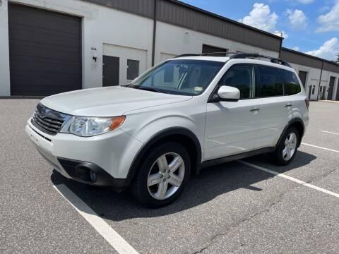 2009 Subaru Forester for sale at Auto Land Inc - Autoland of Thornburg in Spotsylvania VA