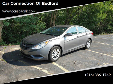 2011 Hyundai Sonata for sale at Car Connection of Bedford in Bedford OH