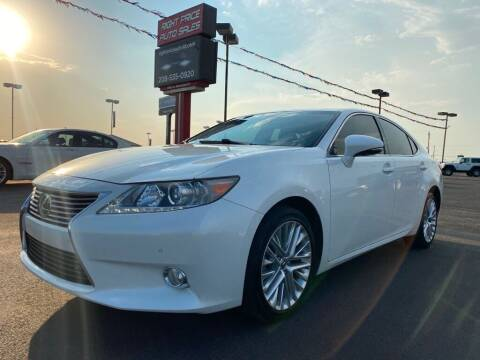 2013 Lexus ES 350 for sale at Right Price Auto in Idaho Falls ID